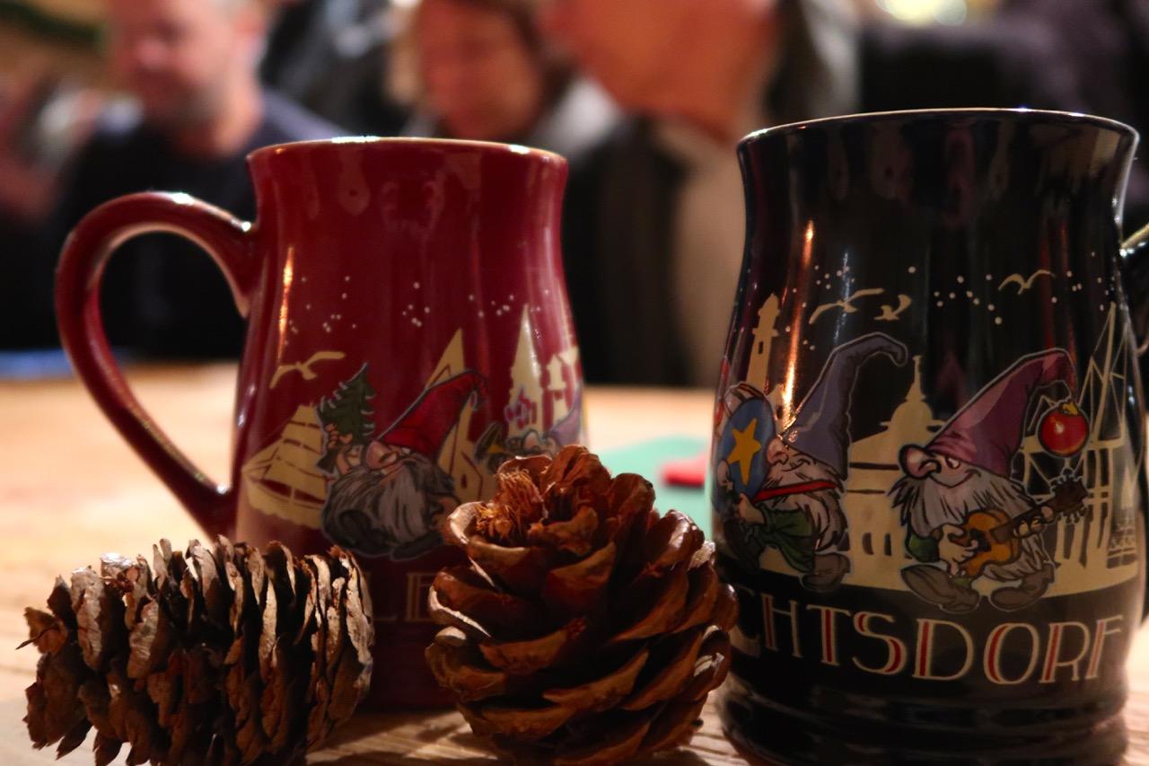 Punsch Weihnachtsmarkt Kiel