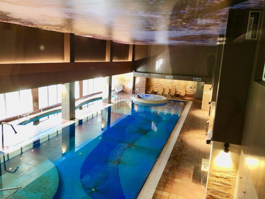 Spa Vilnius Pool