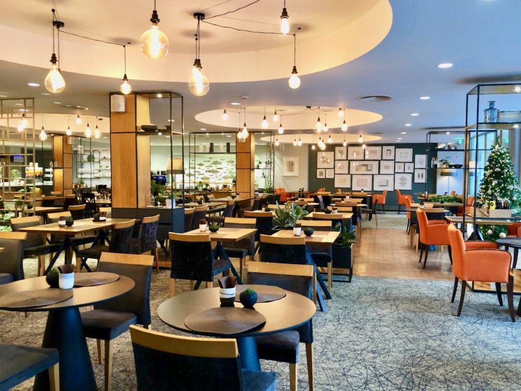 Spa Vilnius Restaurant