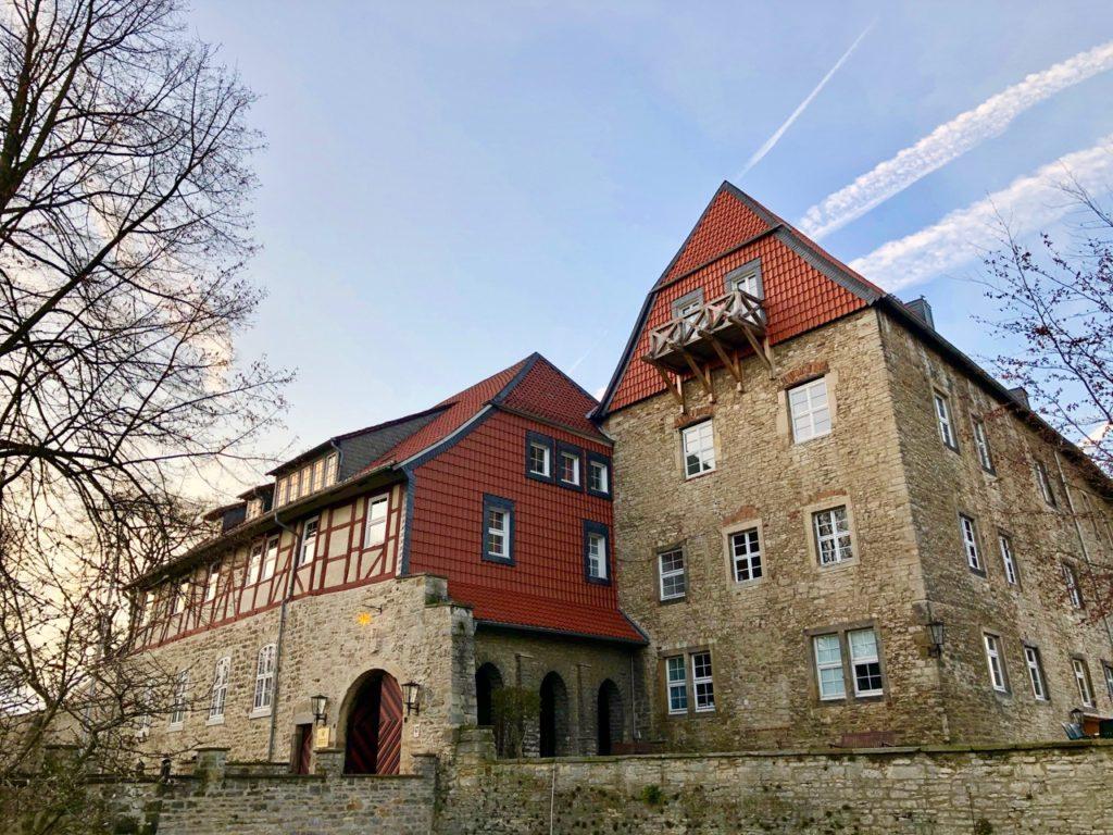 Burg Warberg - Bloggertreffen im Harzvorland