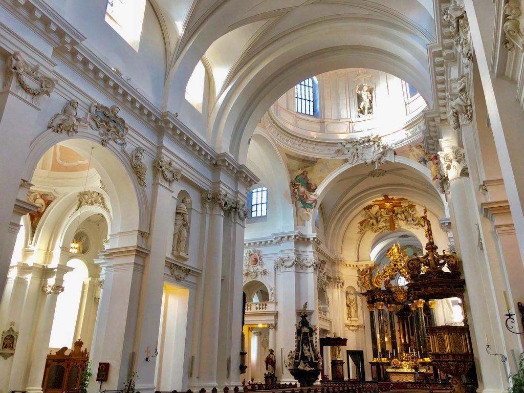 Blick in den Fulda Dom