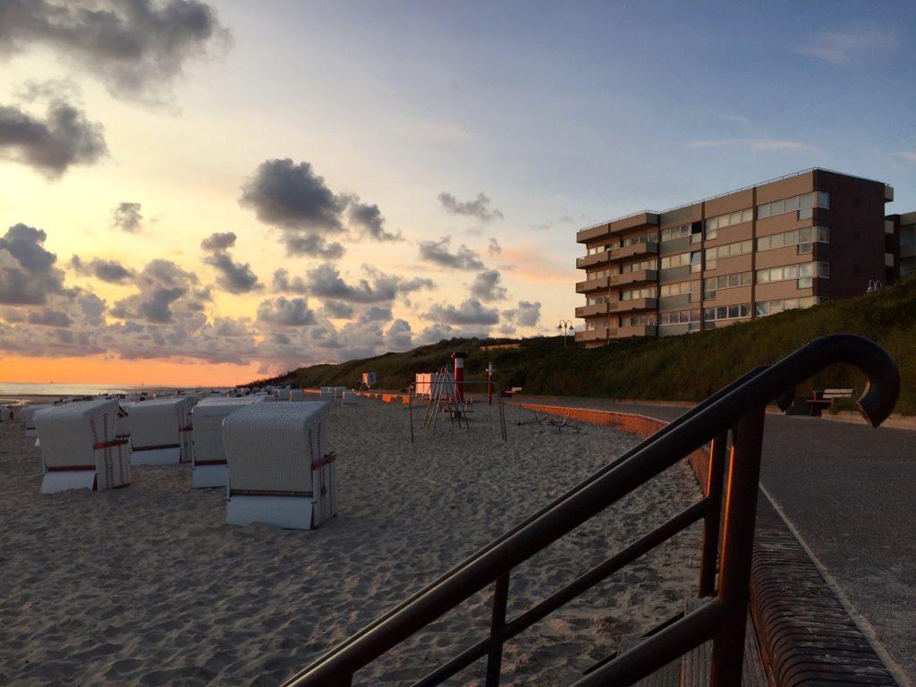 Wangerooge Hotel direkt am Meer