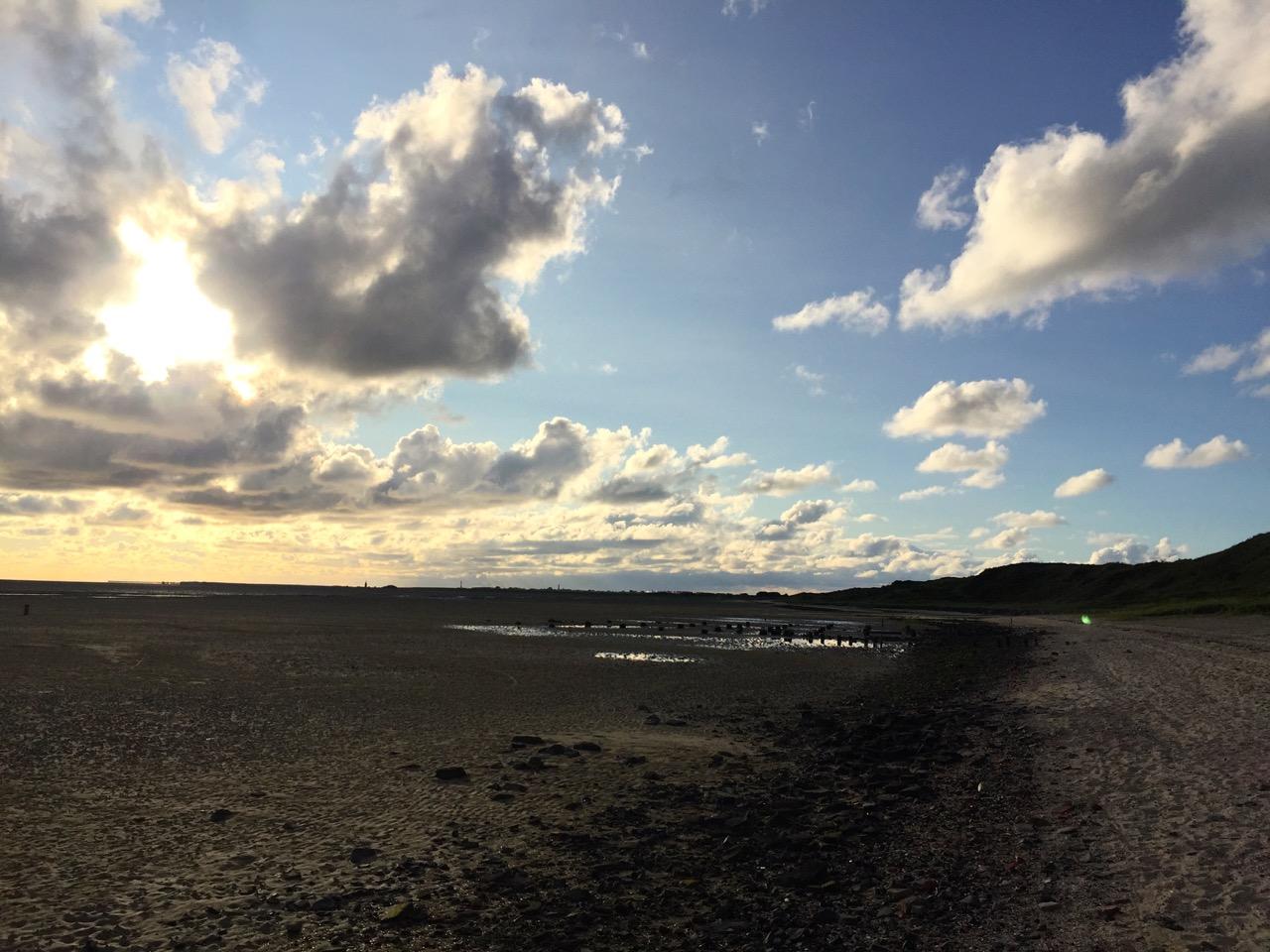 Wangerooge Wanderung um die Ostspitze