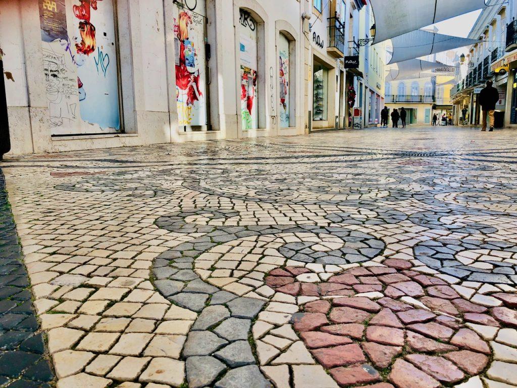 Faro Einkaufsstrasse