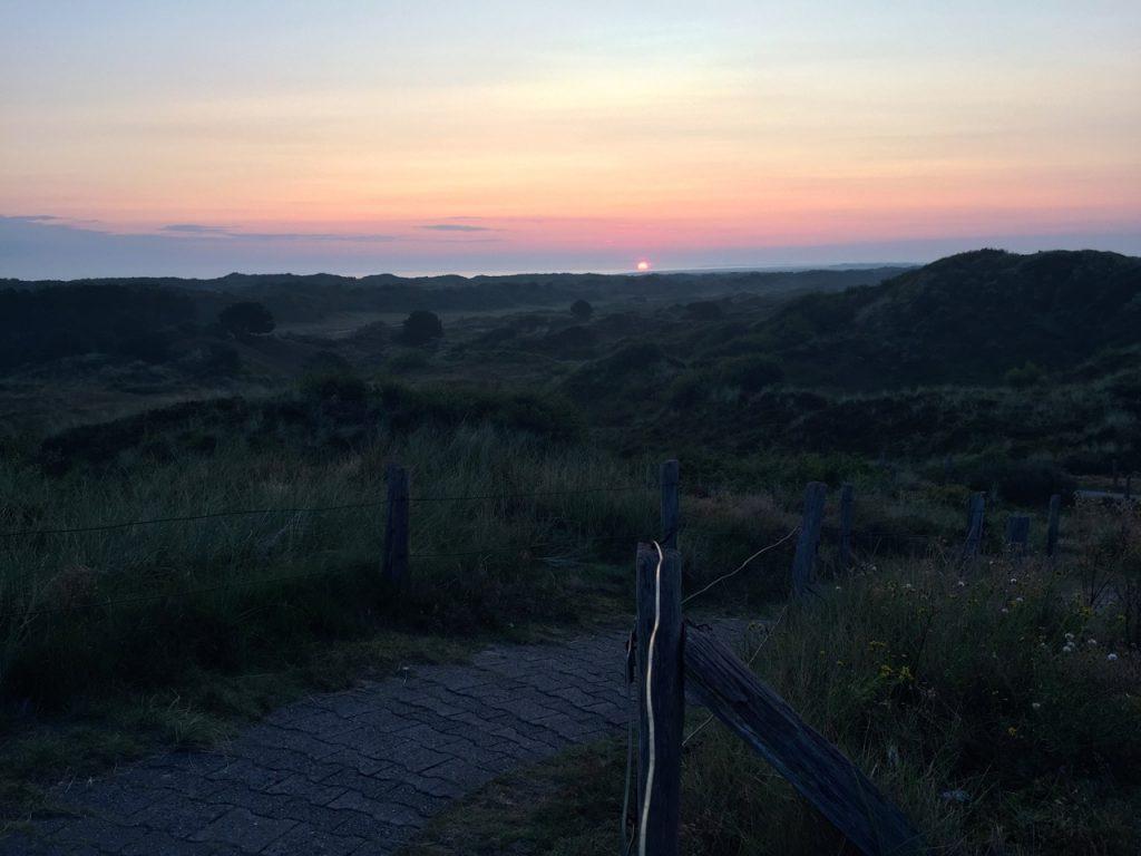 Sonnenaufgang Spiekeroog