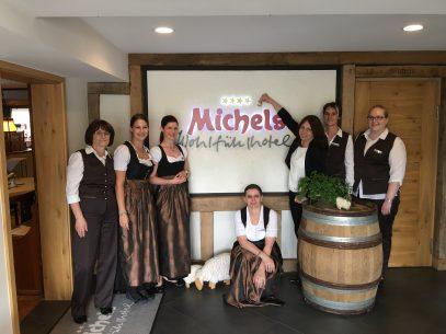 Wellnesshotel Michels freut sich über die Auszeichnung 4 Sterne Superior