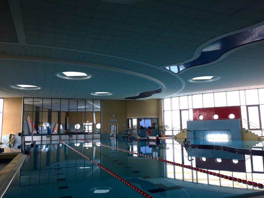 Borkum Wellness Center Gezeitenland