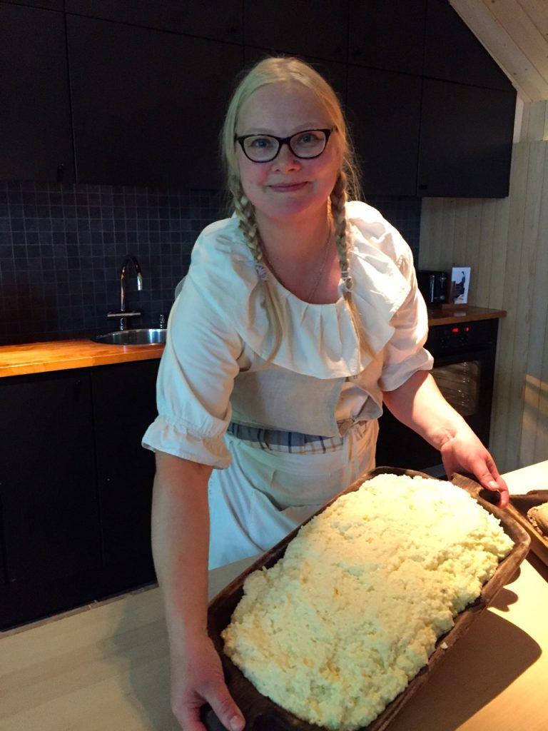 Karelische Piroggen Rezept und Zubereitung