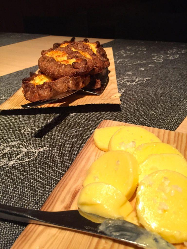 Karelische Piroggen - guten Appetit