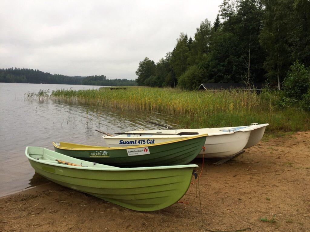 Finnland Reise
