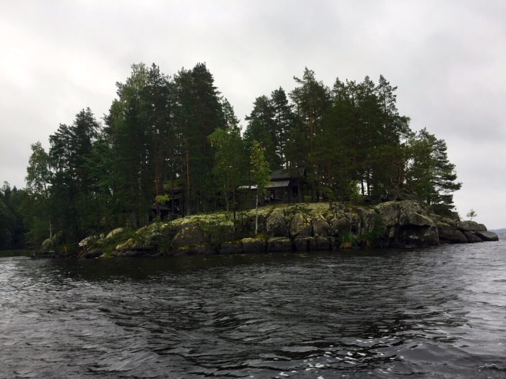 Reise nach Finnland