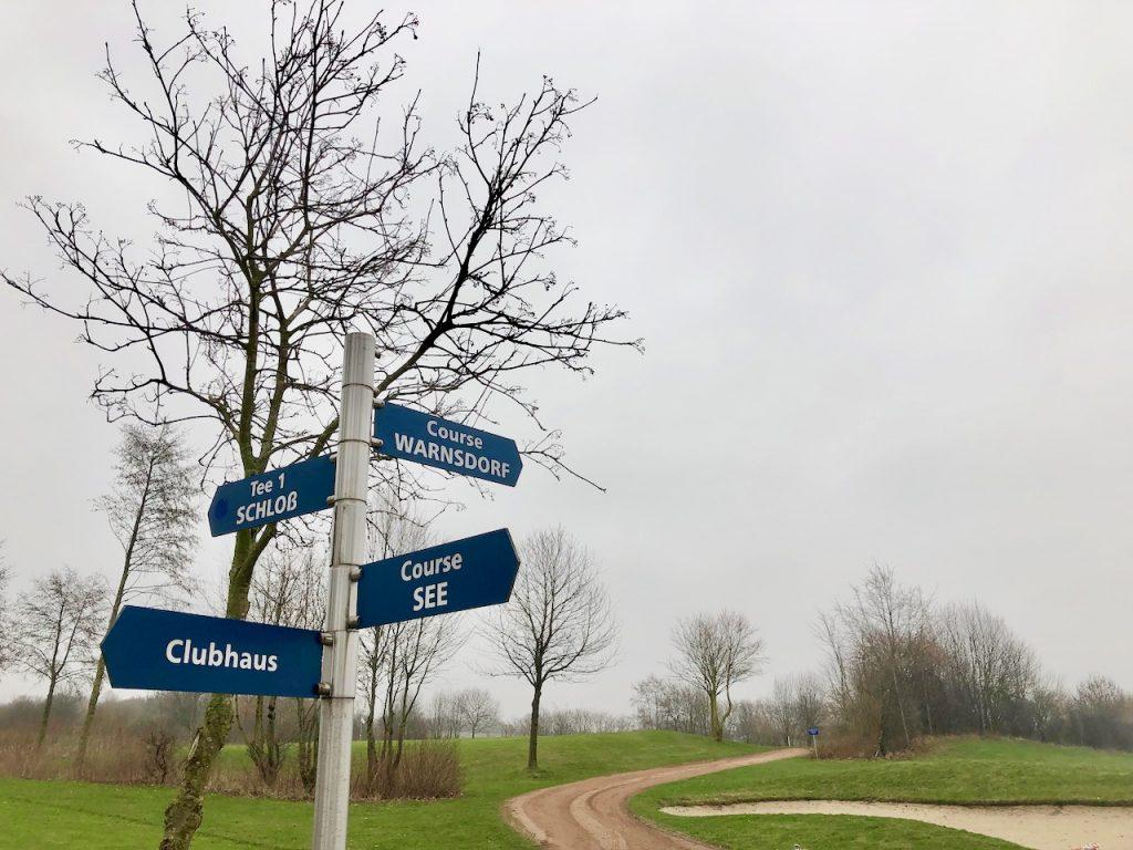Maritim Golfplatz Ostsee