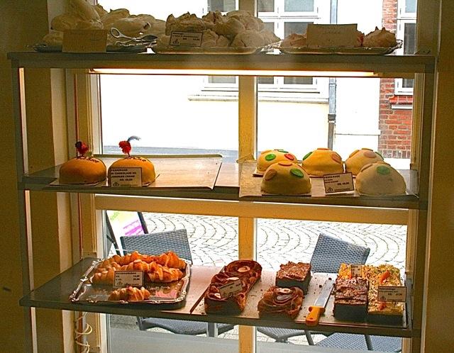 Essen in Daenemark