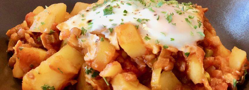 Rezept Linsen Curry - Guten Appetit