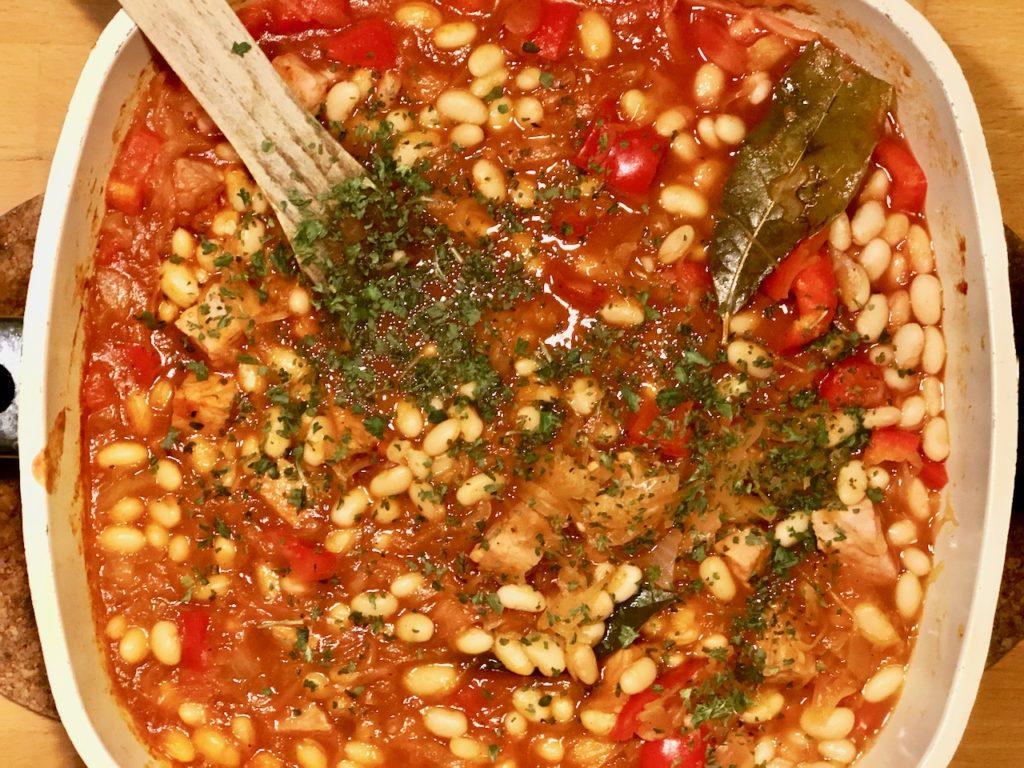 Rezept Sauerkraut Suppe