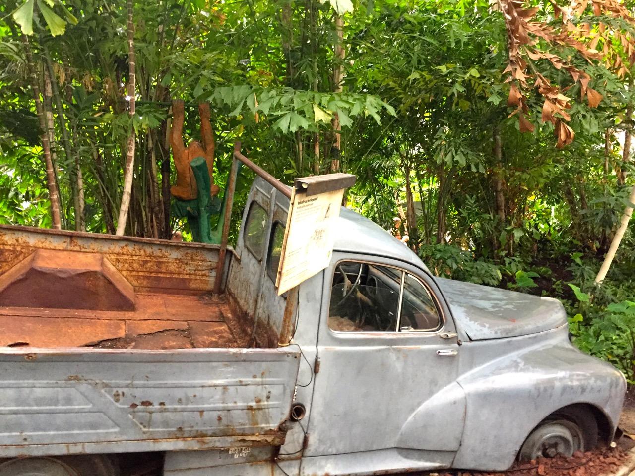 Unterwegs im Regenwald – Tropical Islands Bilder