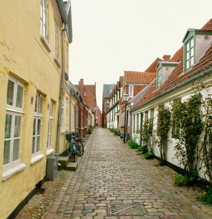 schoenste Stadt Daenemark
