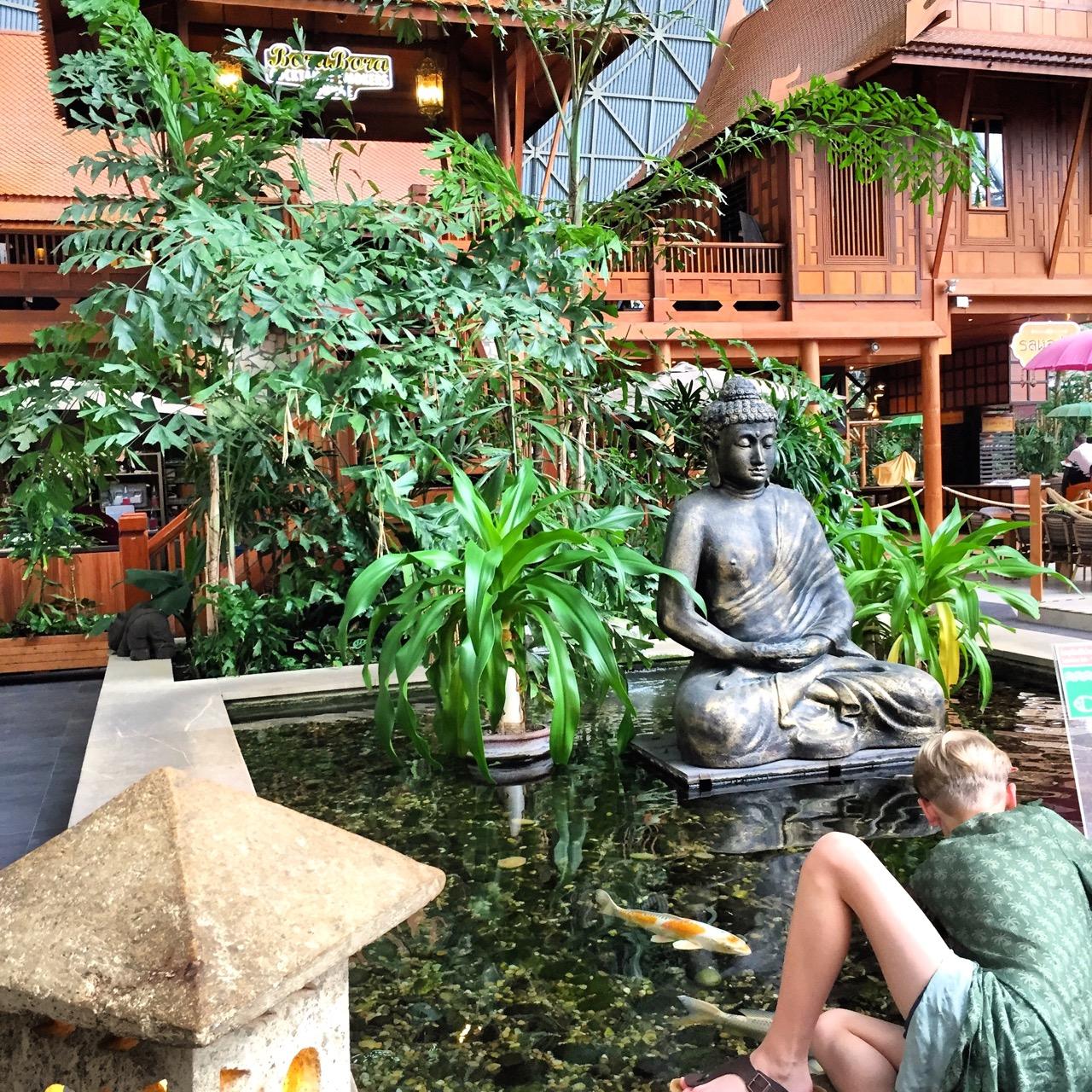 Tropical Islands Bilder Restaurant
