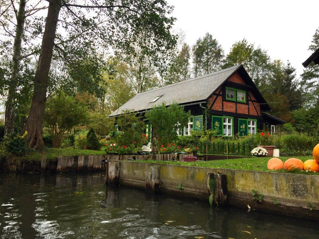 Spreewald Urlaub Luebbenau
