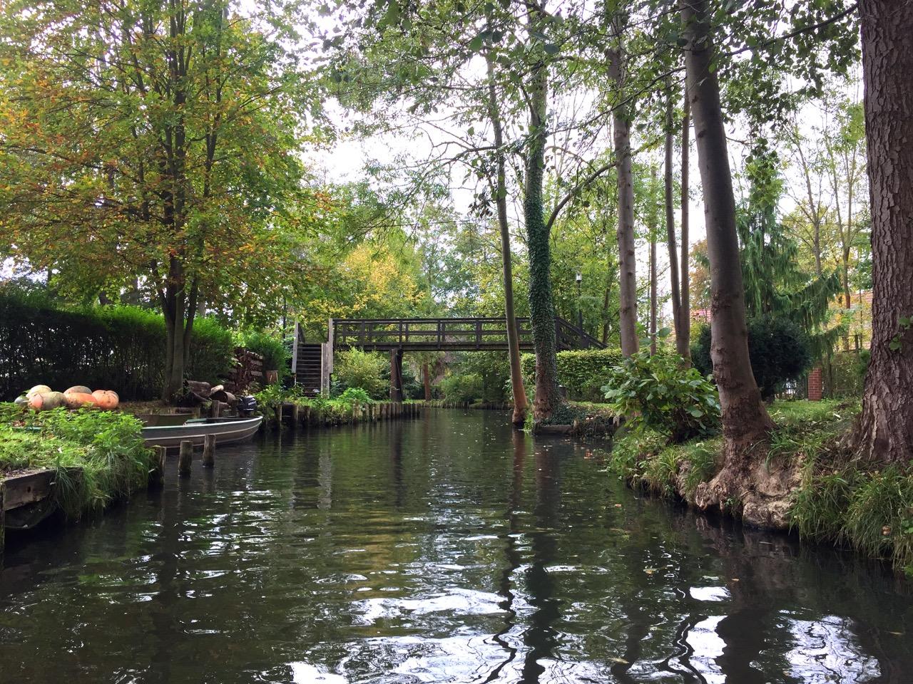 Spreewald Reisetipps – Paddeln im Spreewald