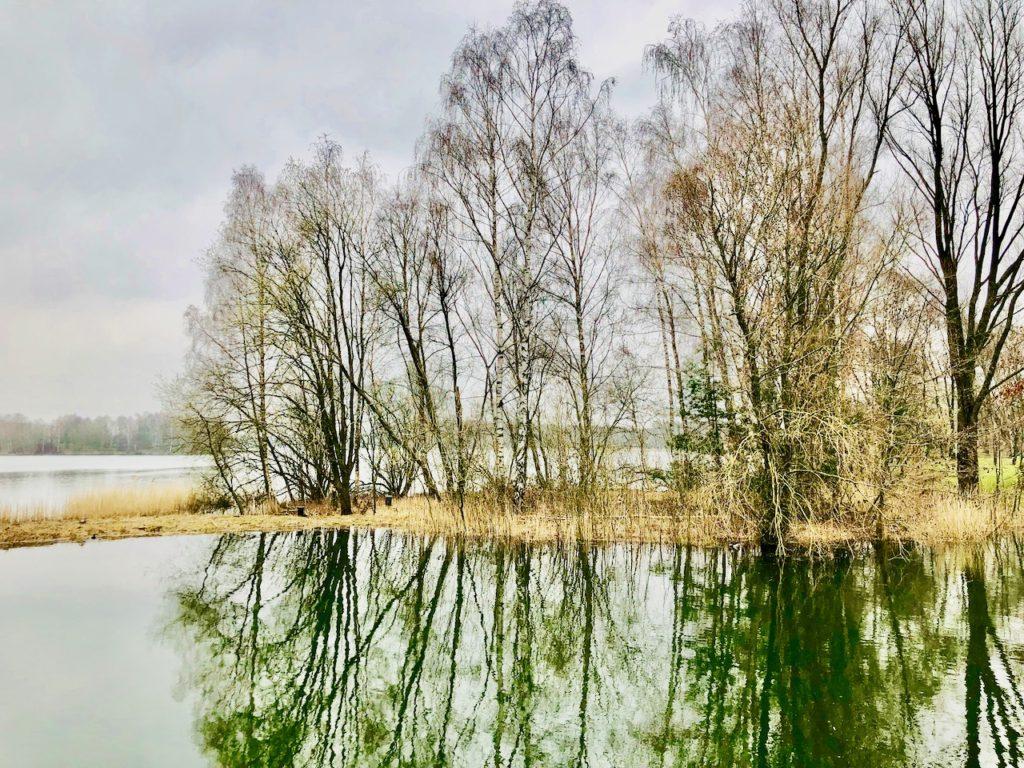 Thermen Bussloo Blick auf den See
