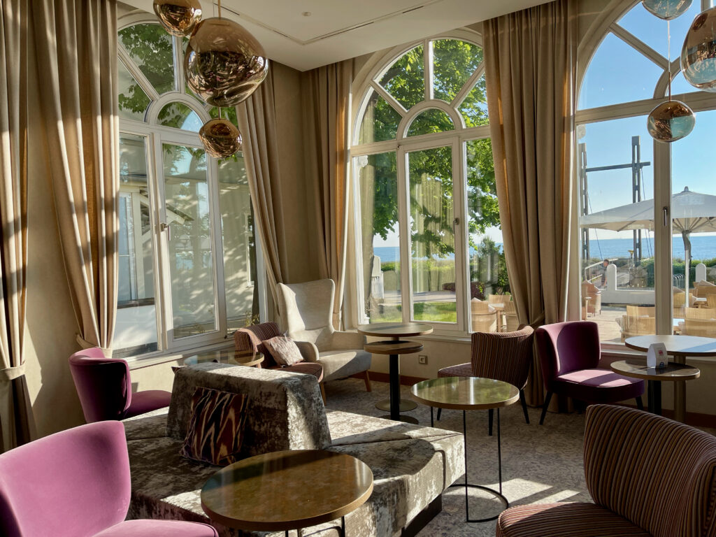 Bansin Strandhotel Atlantic Seetel Hotels