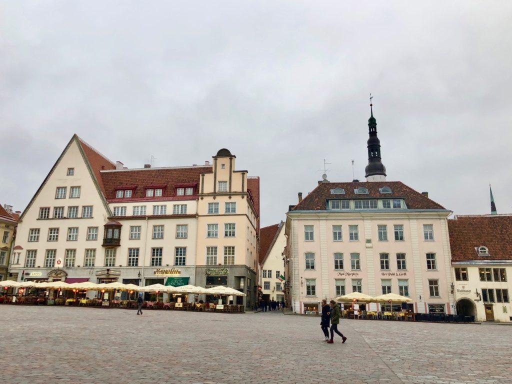 Tallinn Urlaub Erfahrung: Reisezeit Tallinn
