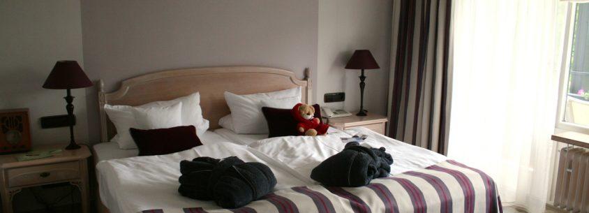 Gemütlich Ecken und Zimmr im Hotel Romantischer Winkel Spa & Wellness Resort