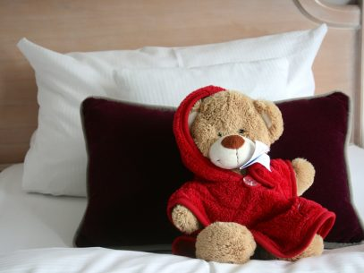 Teddy aus dem Romantischen Winkel - Spa & Wellness Resort