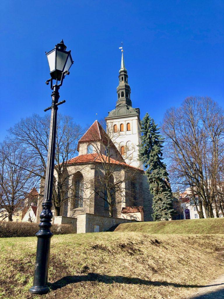 Tallinn die Stadt der Kirchen und Tuerme
