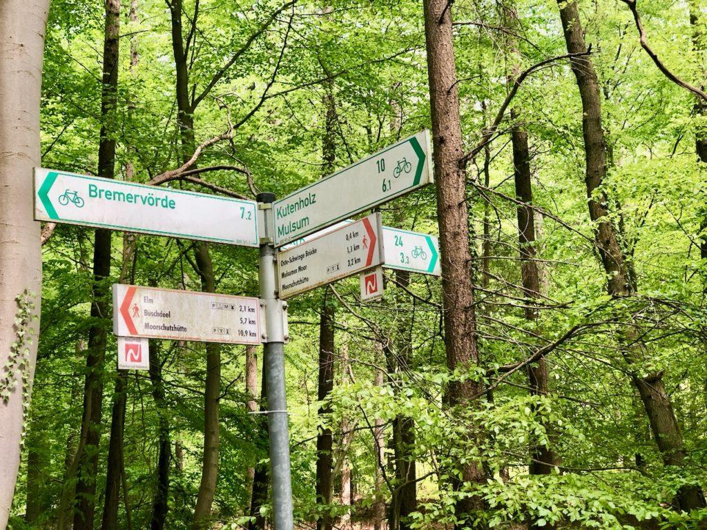 Nordpfade Niedersachsen