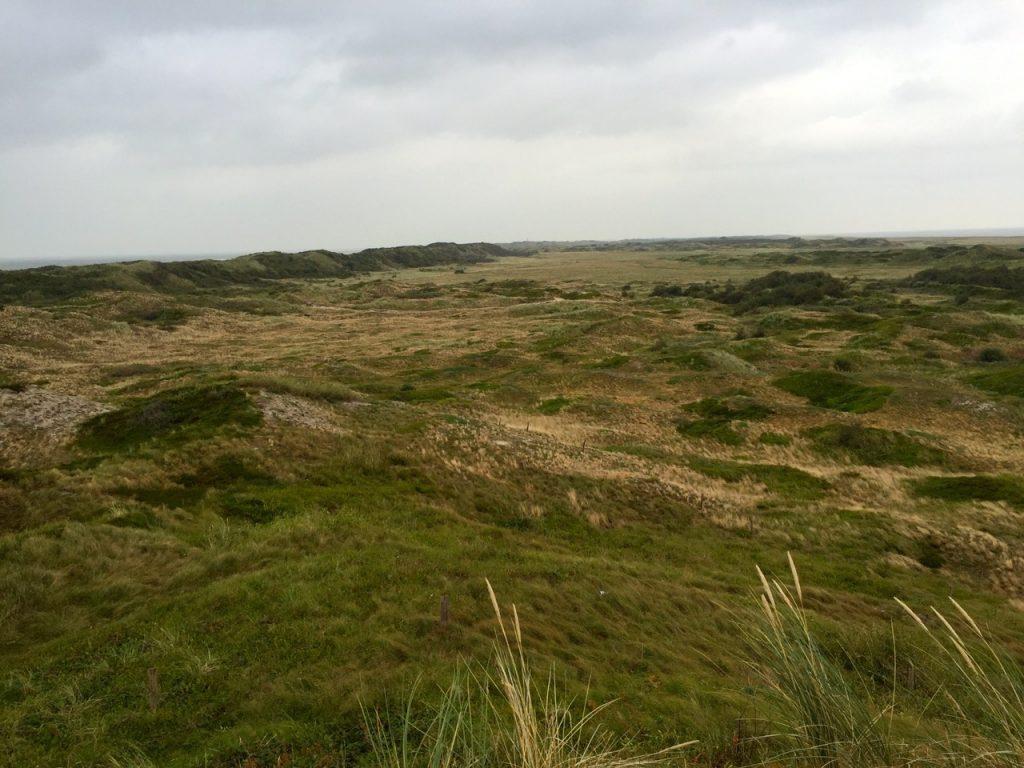 Langeoog Ausflugsziele - Fahrradtour durch die Dünen