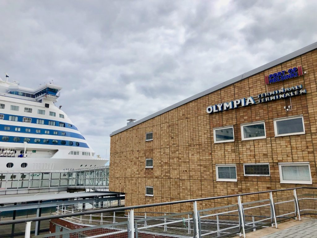 Olympiahafen Helsinki