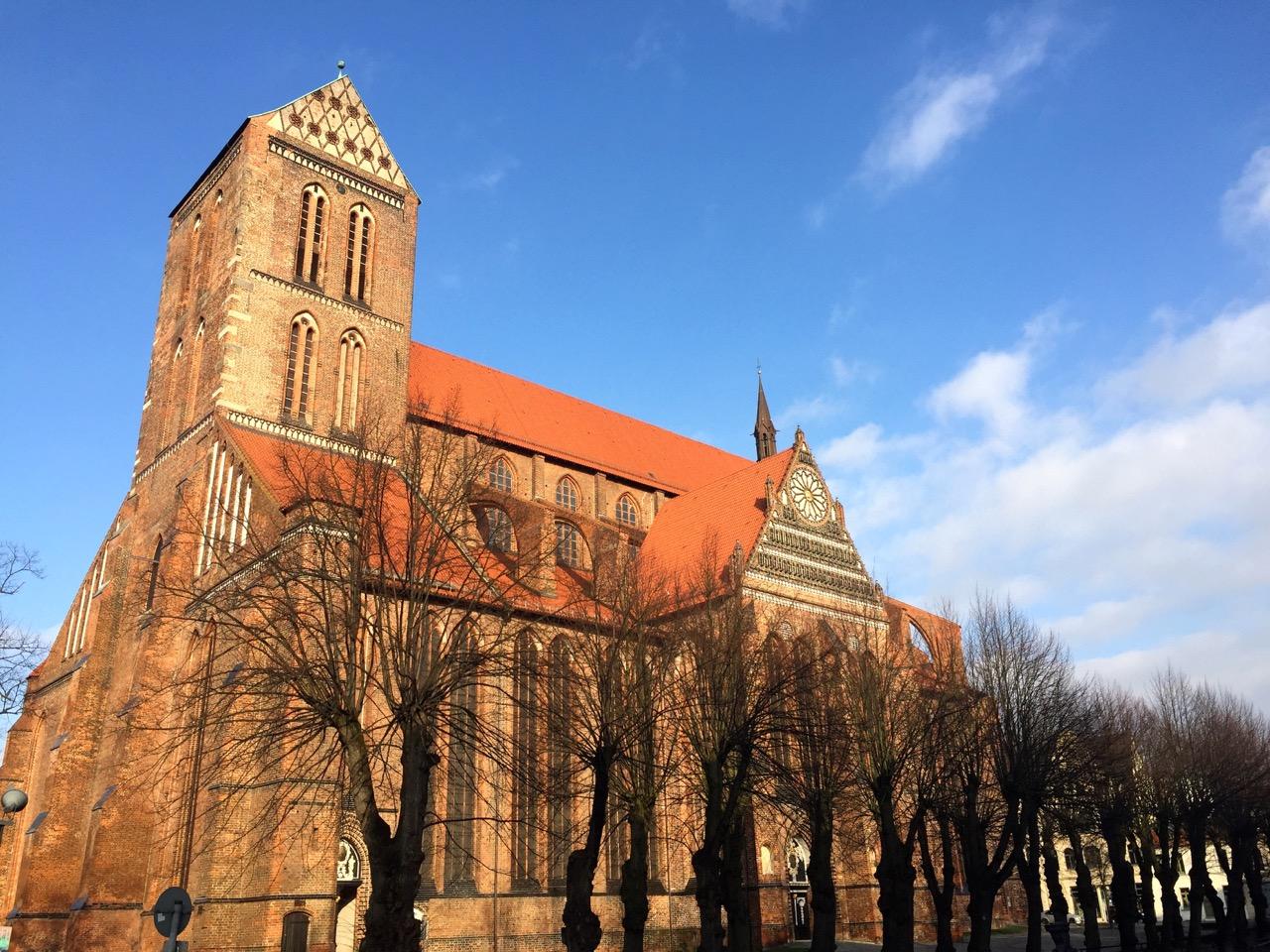 Kreuz und quer durch Wismar