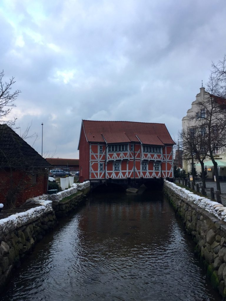 Wismar im Winter