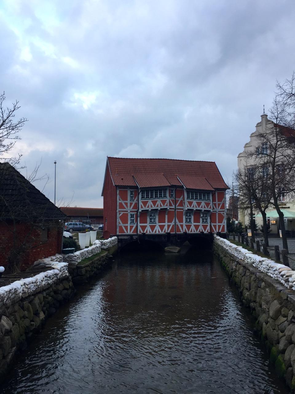 Wismar im Winter