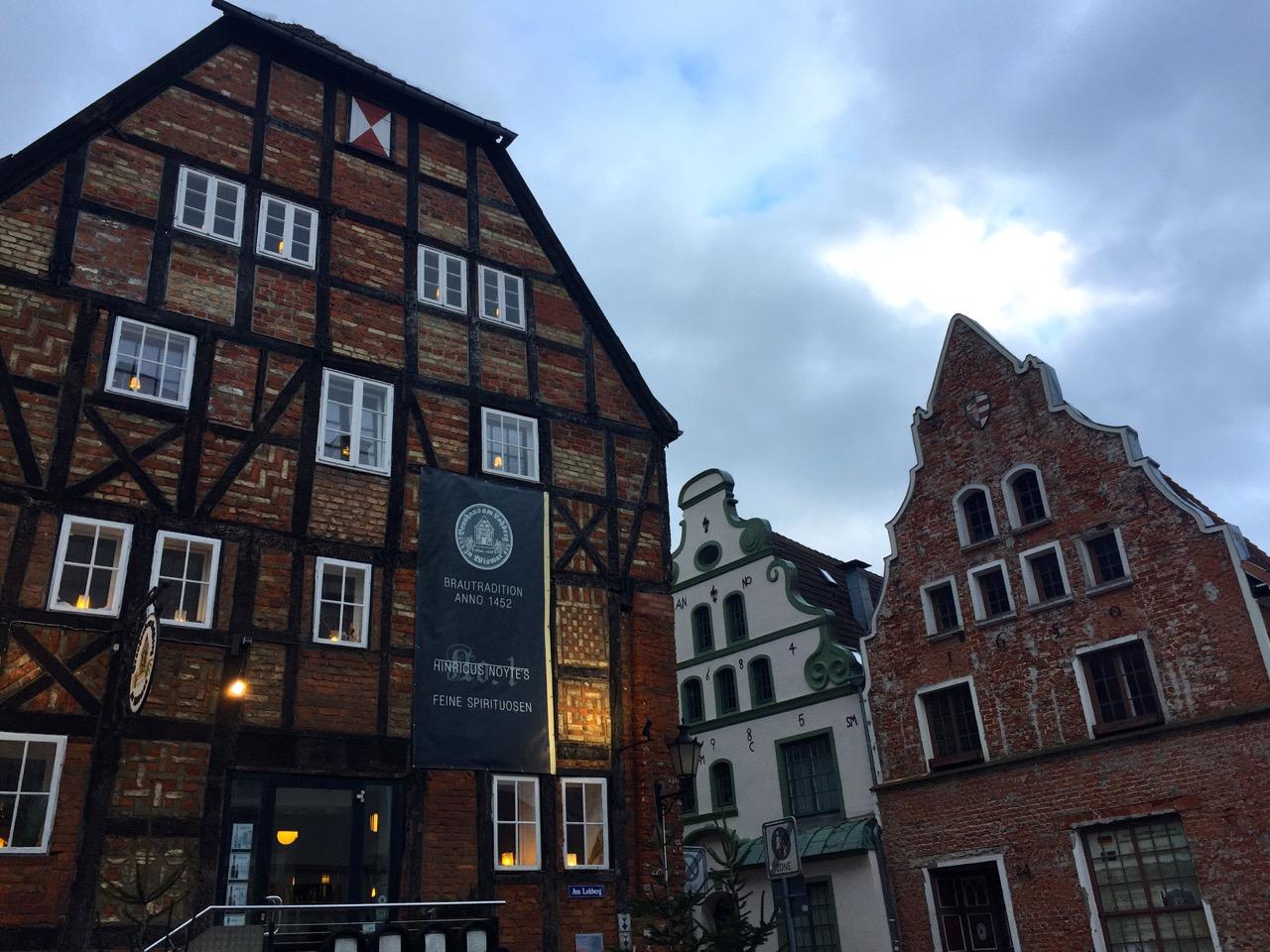 Wismar Reisebericht 24 Stunden