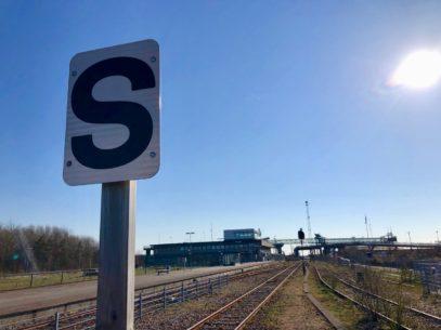 Bahnhof Rödby