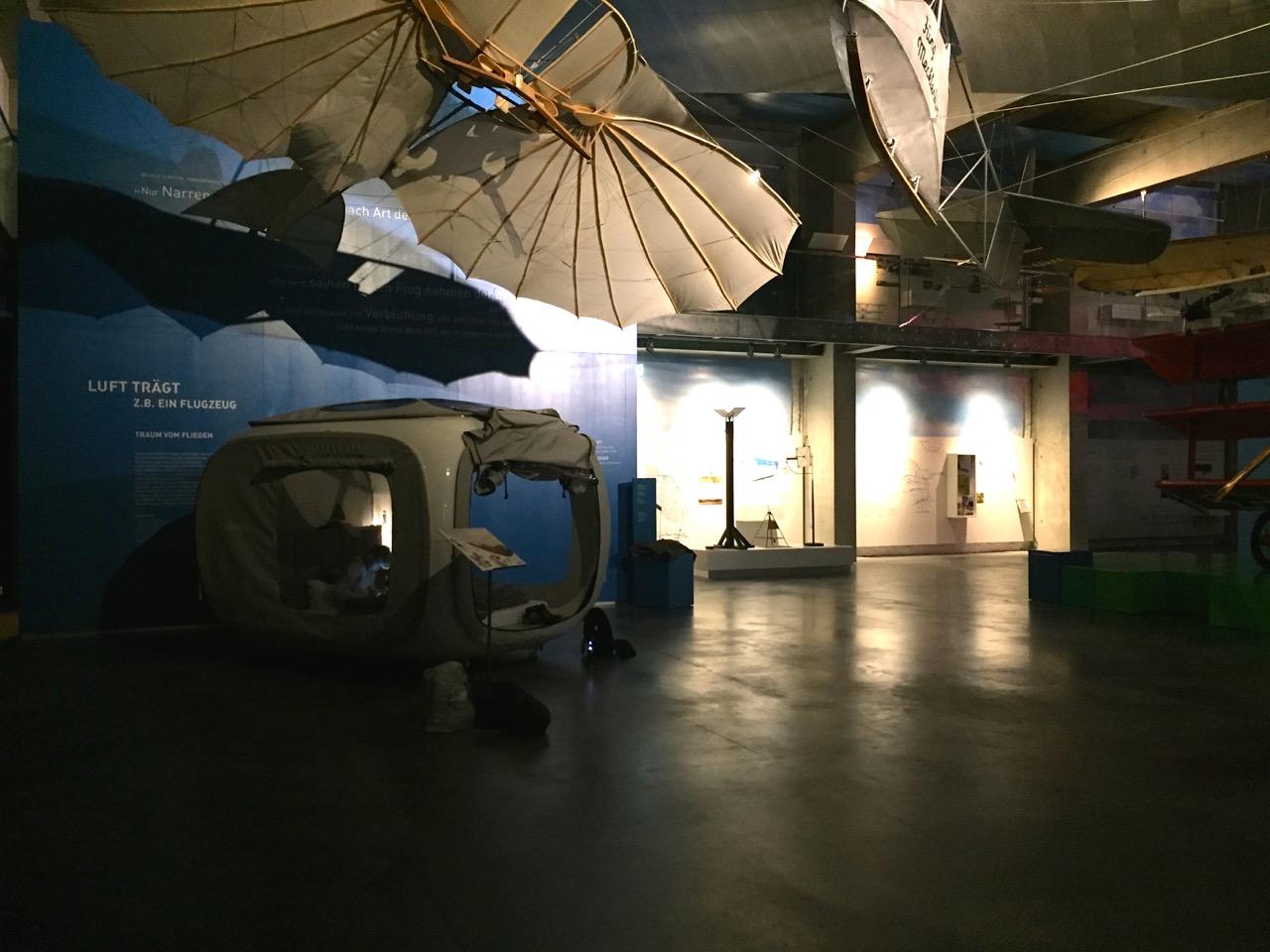 phanTECHNIKUM es wird dunkel im Museum