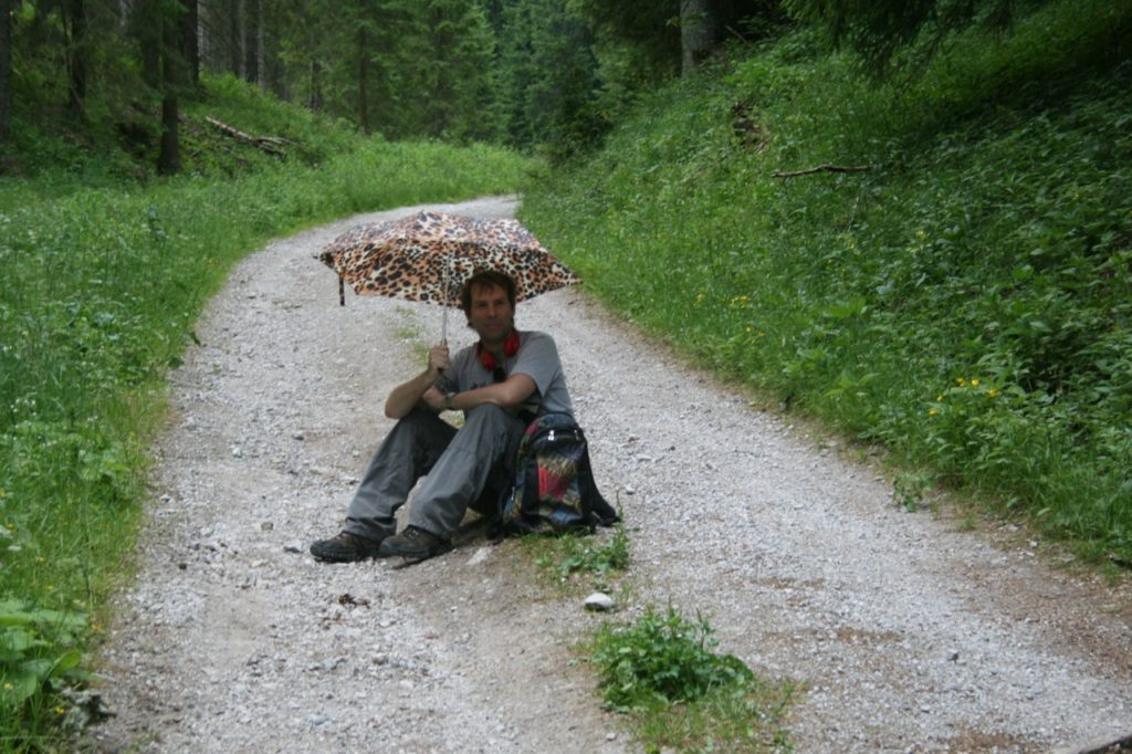 Auf dem Weg zur Ebenbauernalm
