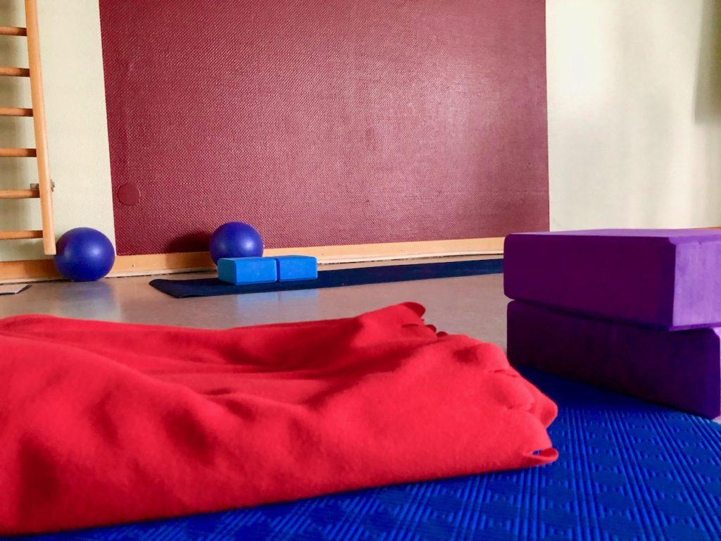Yoga Nordsee im DJH Resort Neuharlingersiel