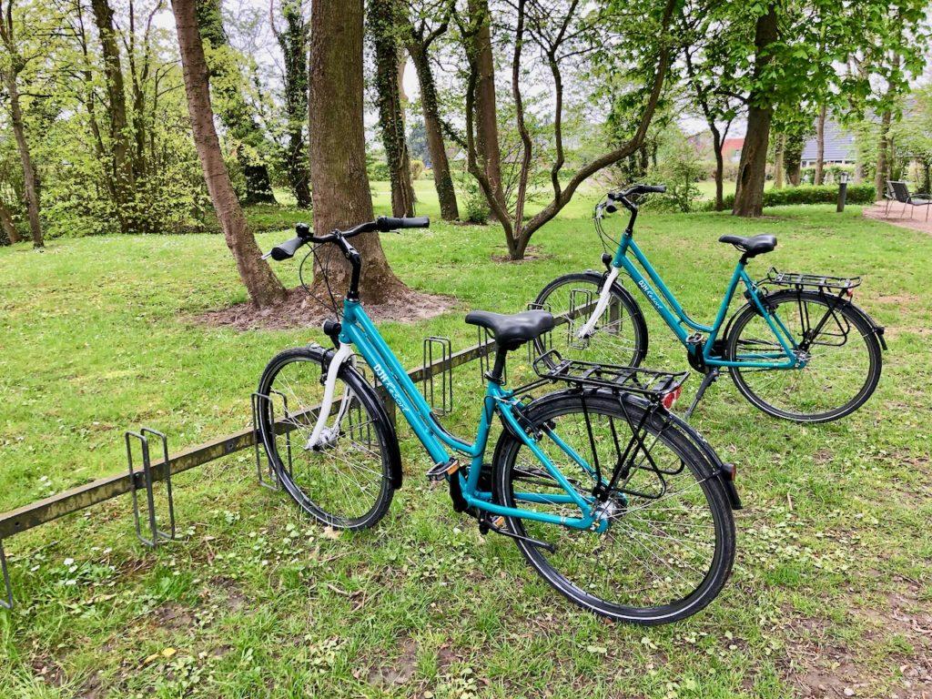 Fahrradtour Neuharlingersiel