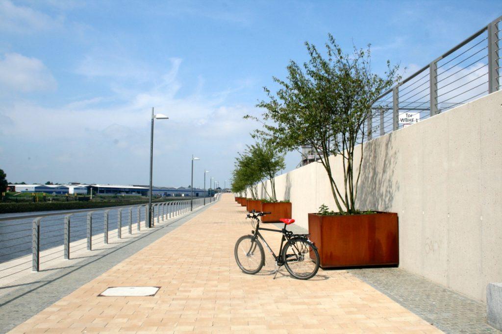 Mit dem Fahrrad durch Bremen - Bremen Urlaub Tipps