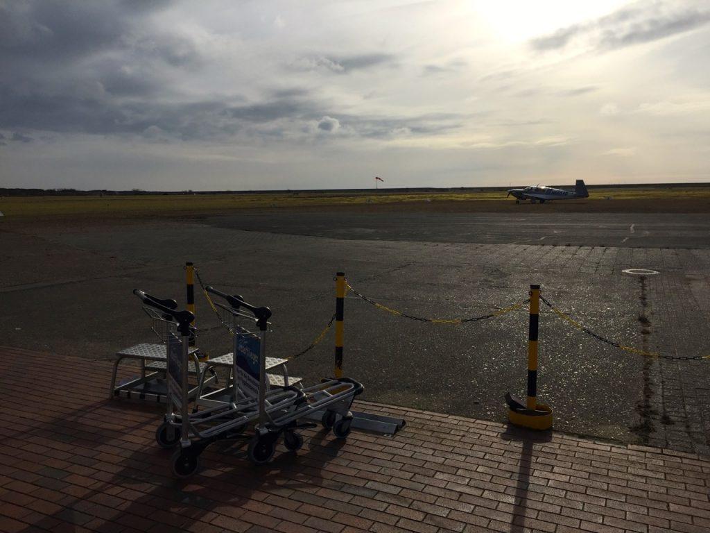 Flughafen Wangerooge