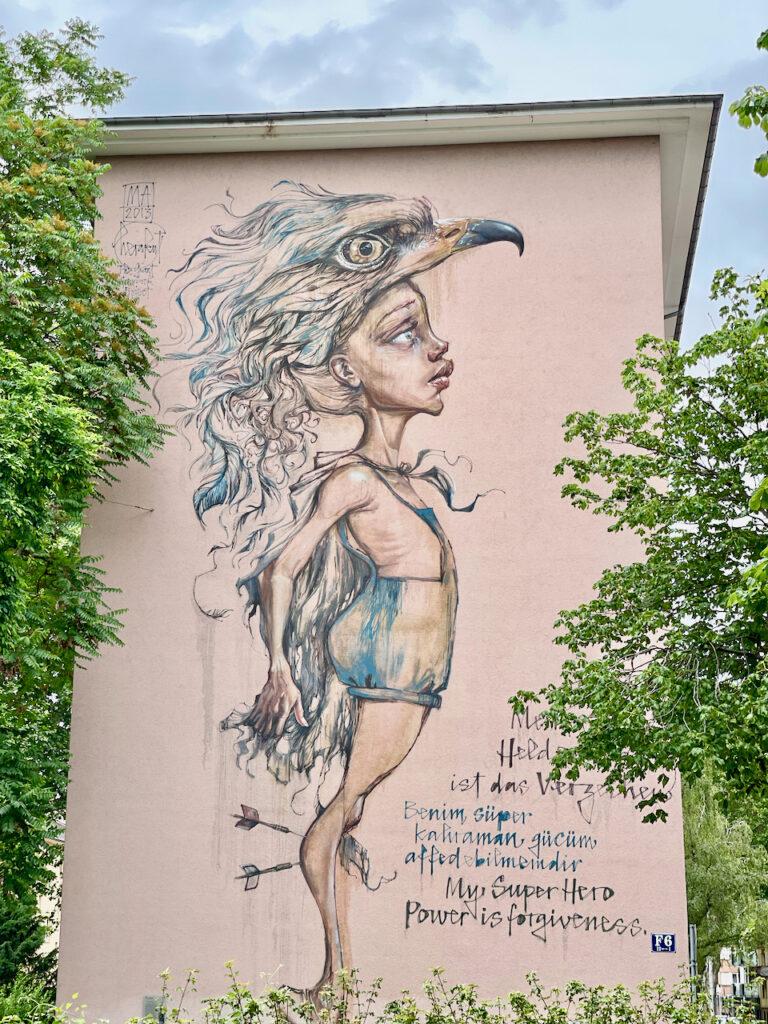 Streetart Mannheim