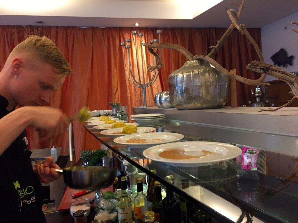 Kochkurs - FX Mayr Kur Rezepte für zu Hause
