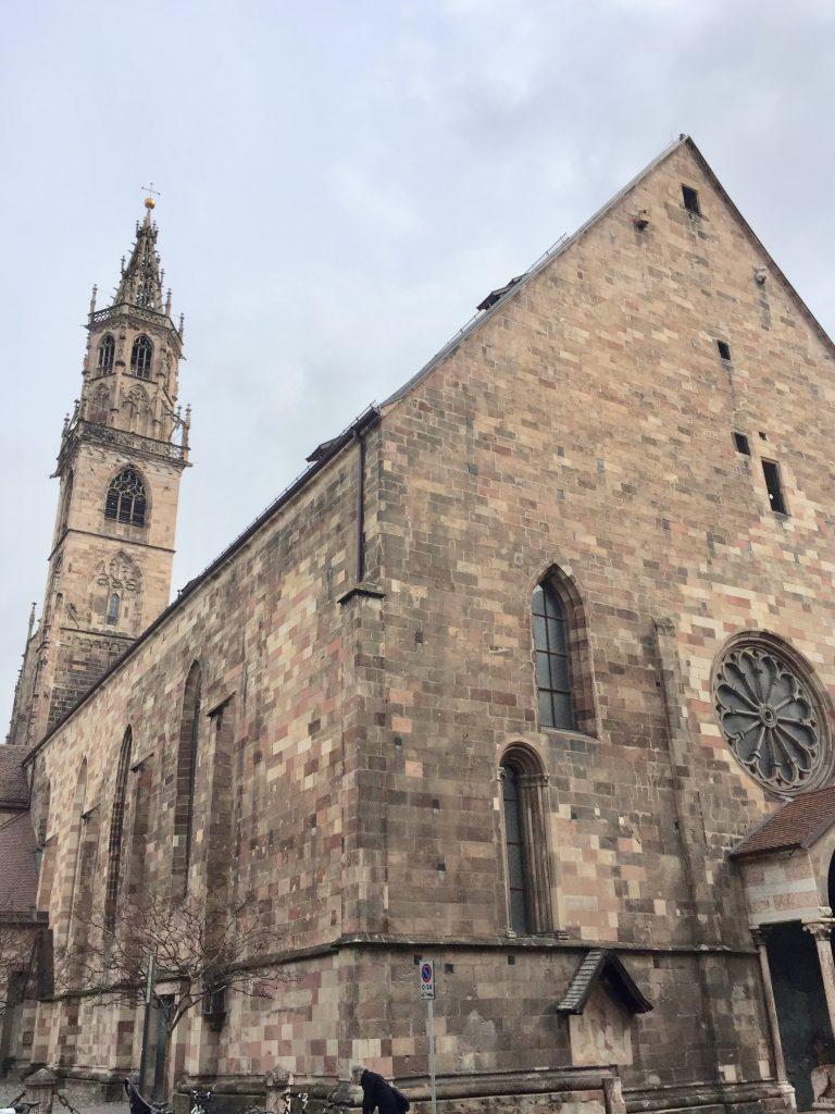 Museen und Kirchen Bozen