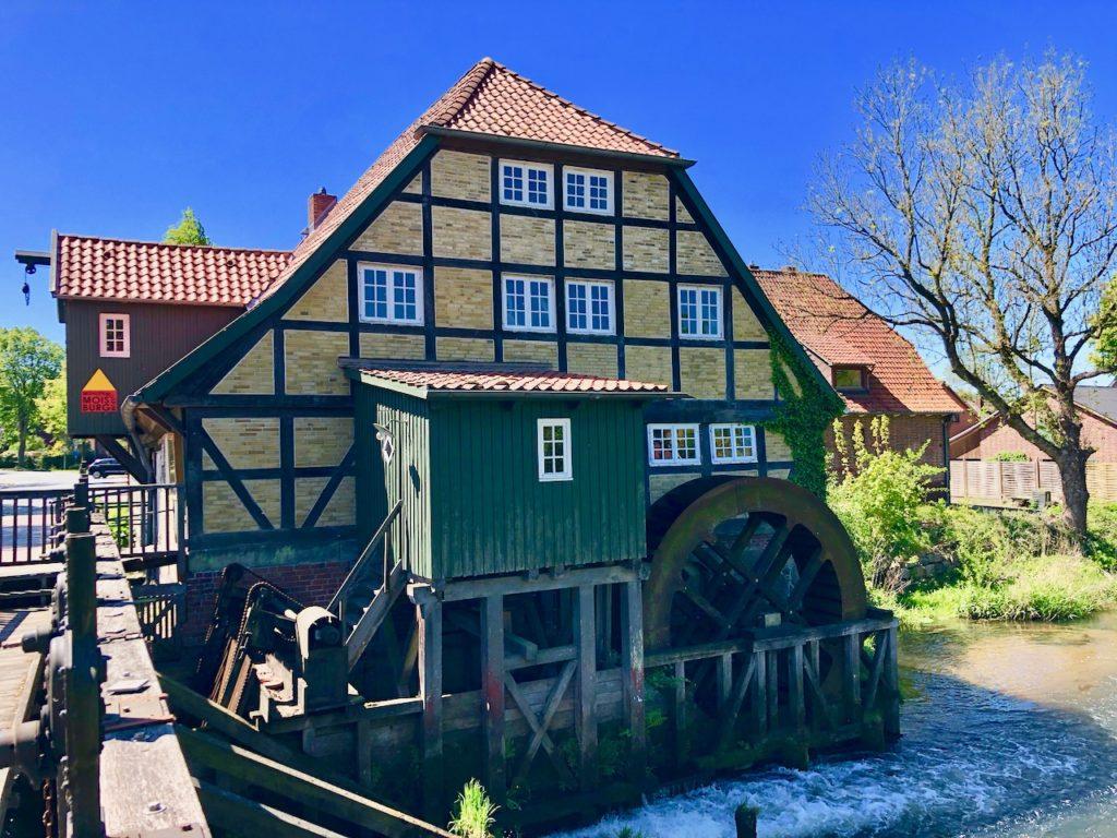 Estewanderweg Moisburg Muehlenmuseum