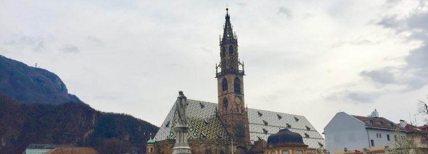 Bozen Urlaub Waltherplatz