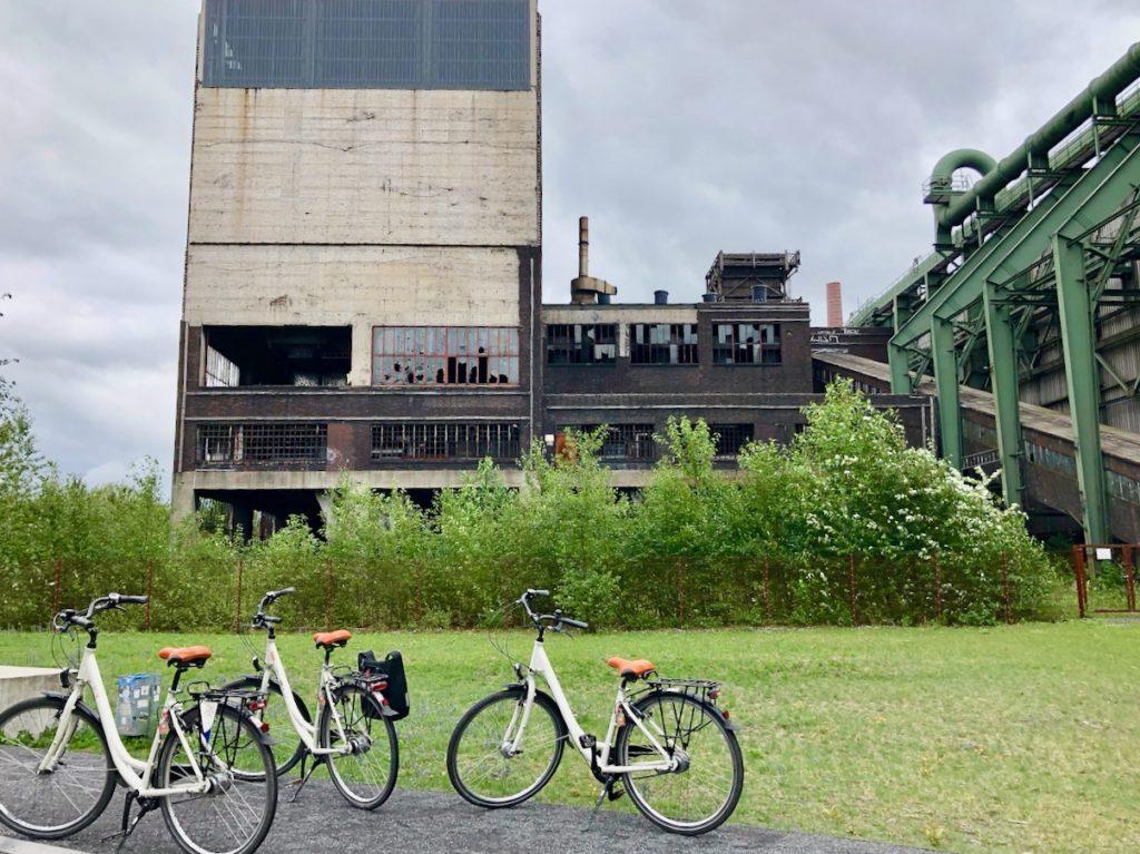 Fahrradtour Zollverein
